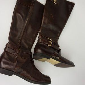 Cole Haan Nike Air Size 7B Brown